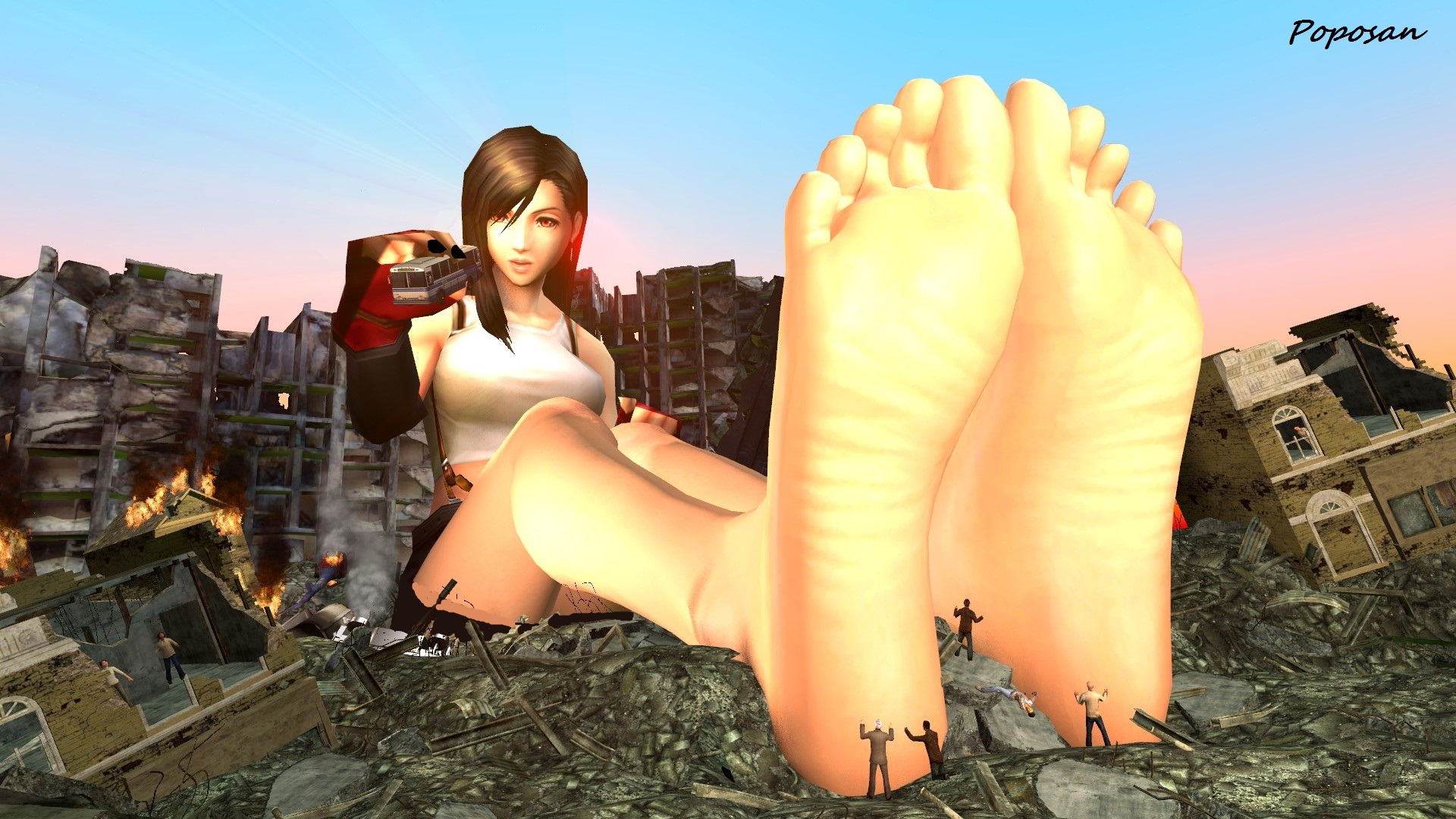 Giantess gmod in shower sex images