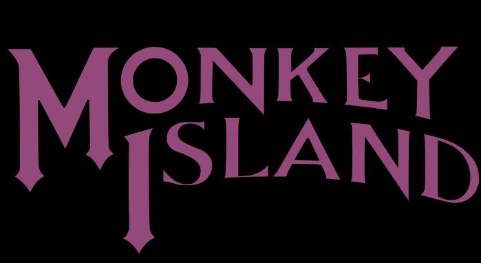 Monkey Island Font Png