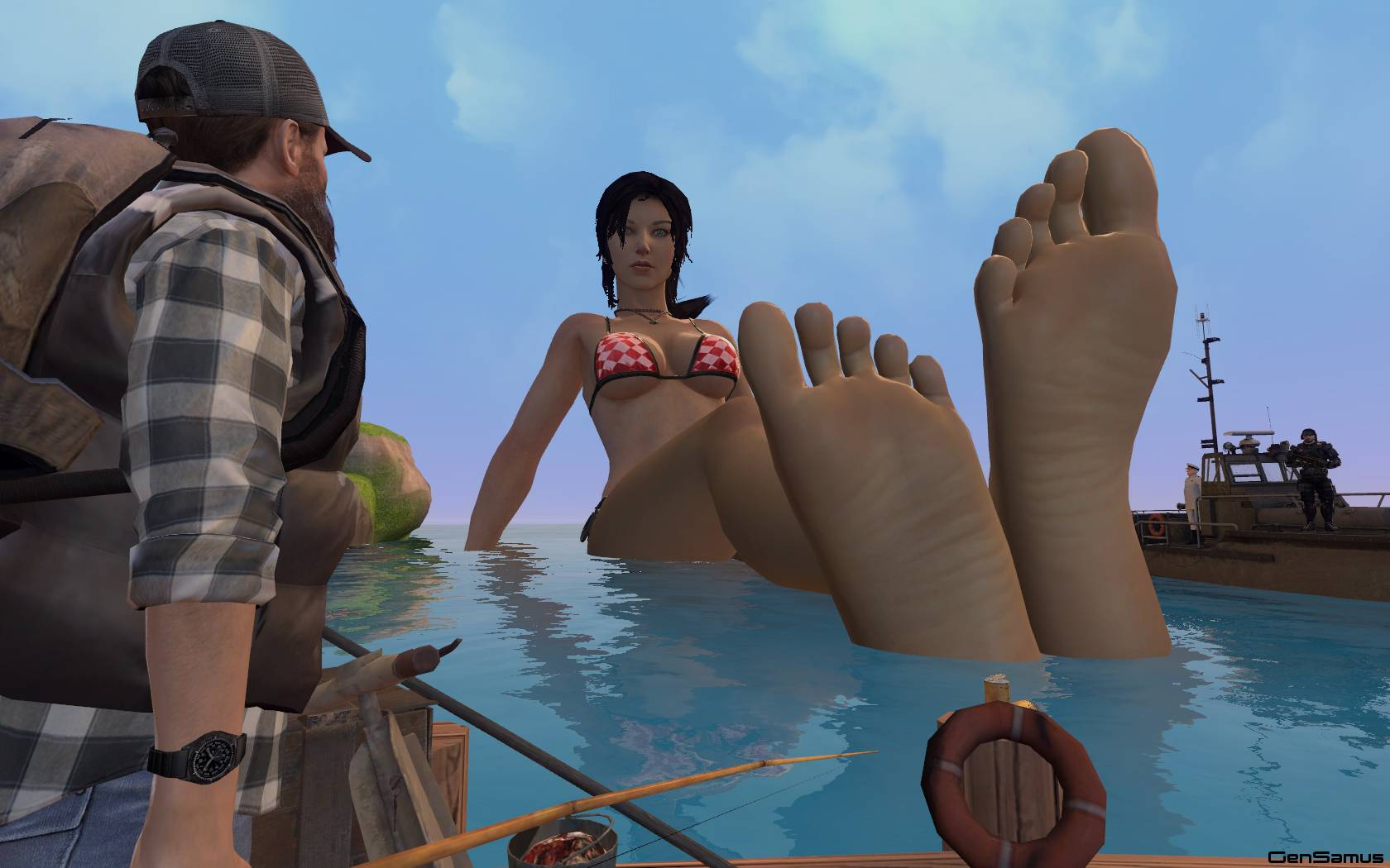 3d giantess pics sexy photos